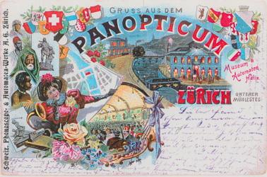Panoptikum und Museum