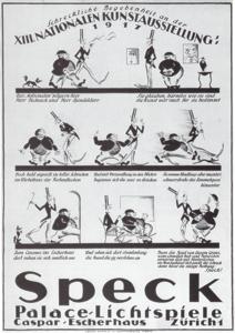 Speck Plakat